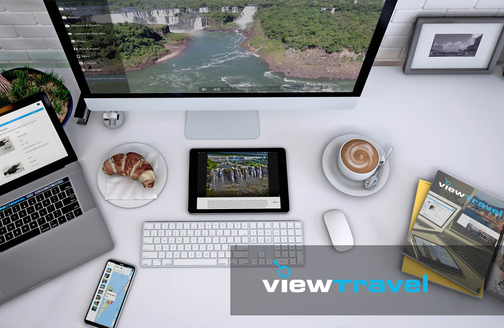 Viewtravel - Proposals and Travel Itinerary Presentations