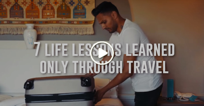 7 Life Lessons Learned Only Through Travel by Jay Shetty
