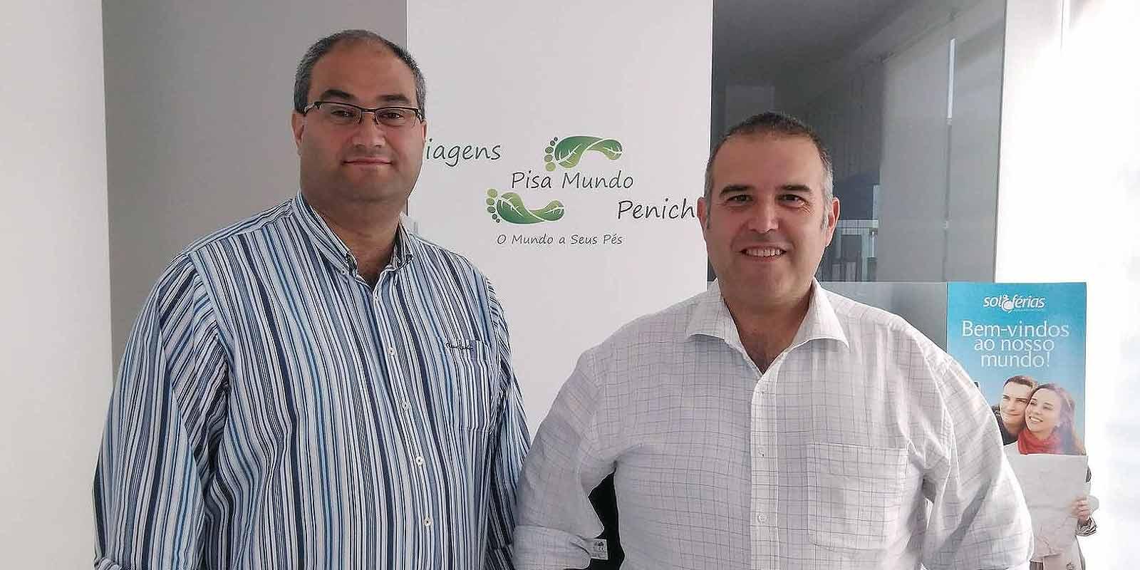 Paulo Lages e José Pires DIT Portugal