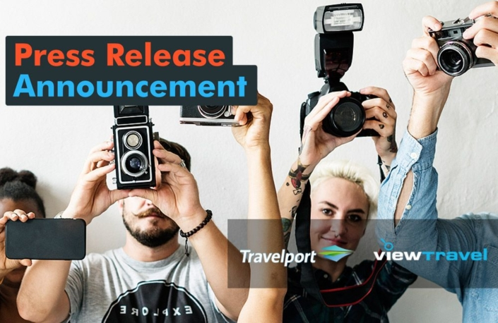 Travelport Viewtravel Partnership Press Release