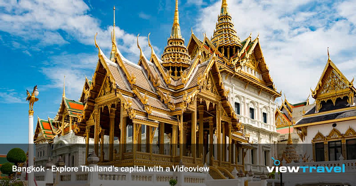 BANGKOK VIEWTRAVEL VIDEOVIEW