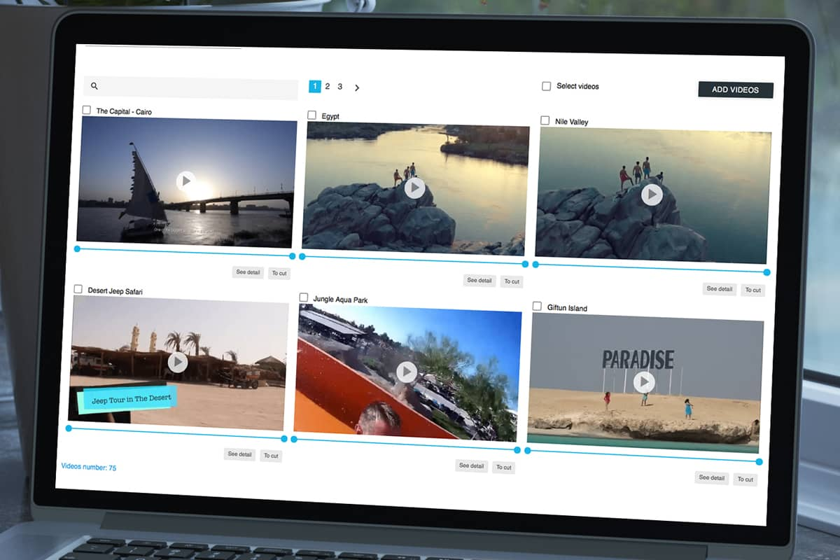 Viewtravel complete travel media database for an impressive travel itinerary